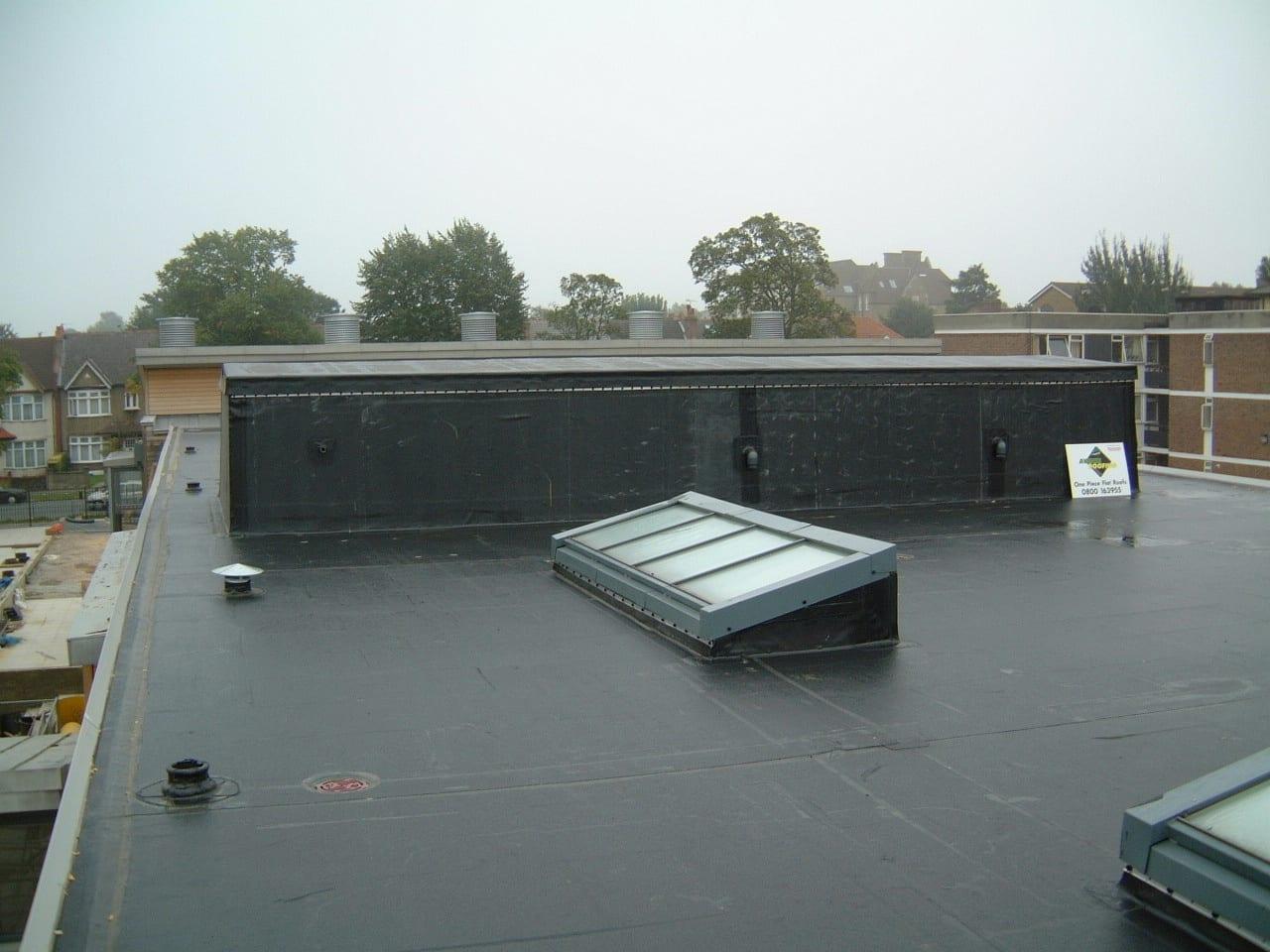 Brixton School Avenir Roofing