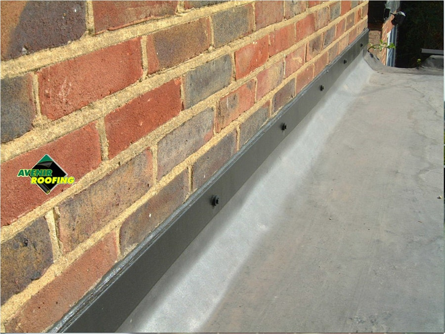 EPDM Rubber roofing trim