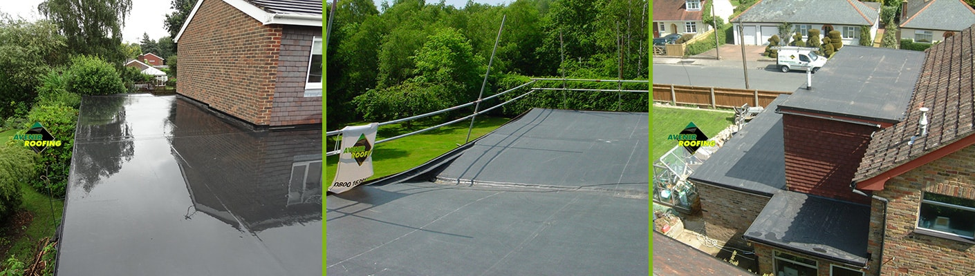 Avenir Roofing Home EPDM Installation High Wycombe