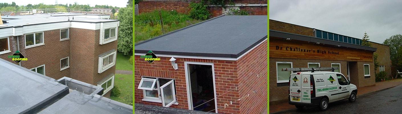 Avenir Roofing EPDM Roofing Installation
