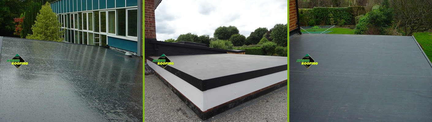 Avenir Roofing EPDM Installations